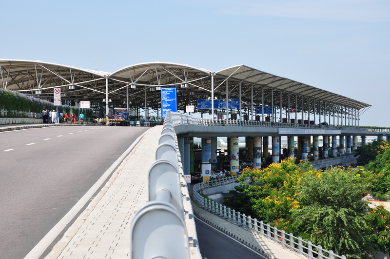 shamsha airport route map Hyderabad Airport Hyd shamsha airport route map
